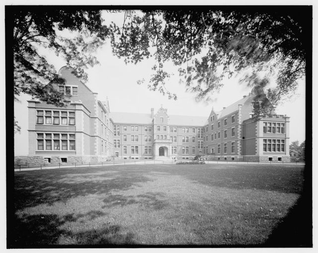 [St. Luke's Home and Hospital, Utica, N.Y.]