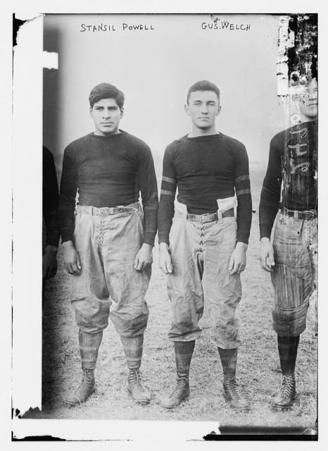 Stansil Powell, Gus. Welch