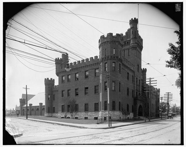 State armory, Lowell, Mass.