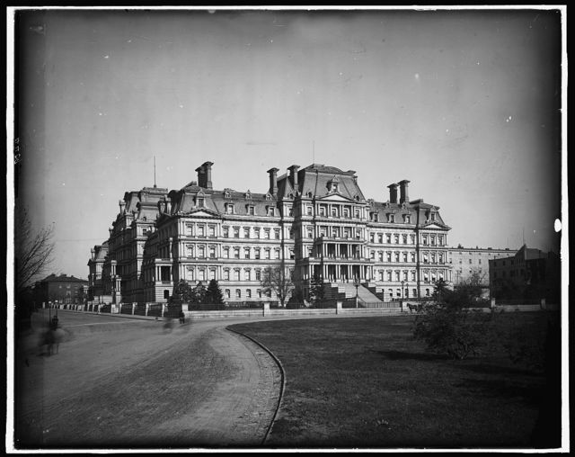 [State Department, (State, War & Navy Building), Washington, D.C.]