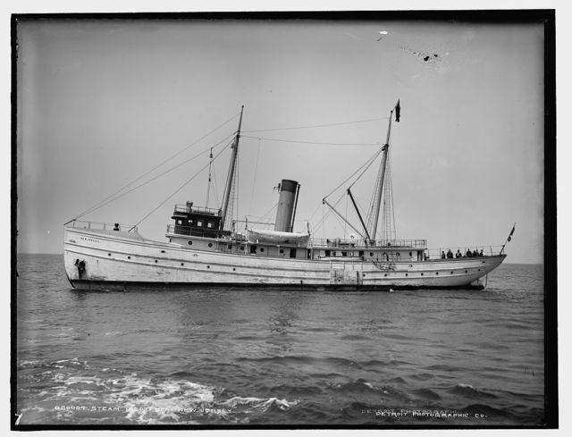 Steam pilot boat New Jersey
