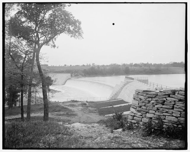 [Storage dam, Columbus, Ohio]