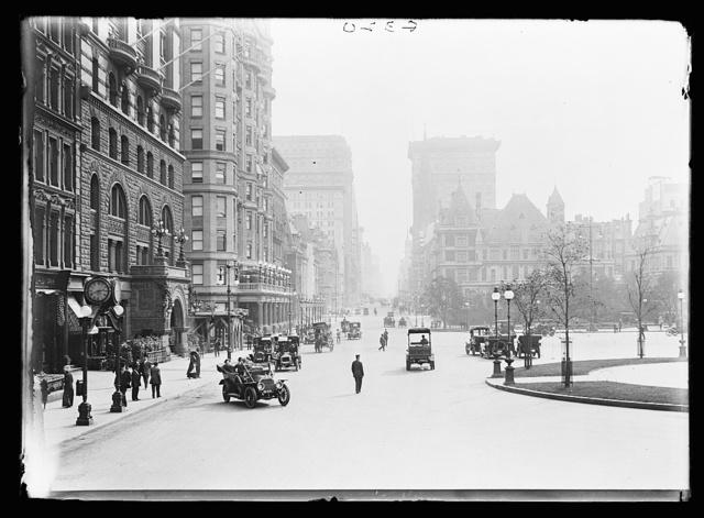 [Street in New York City]