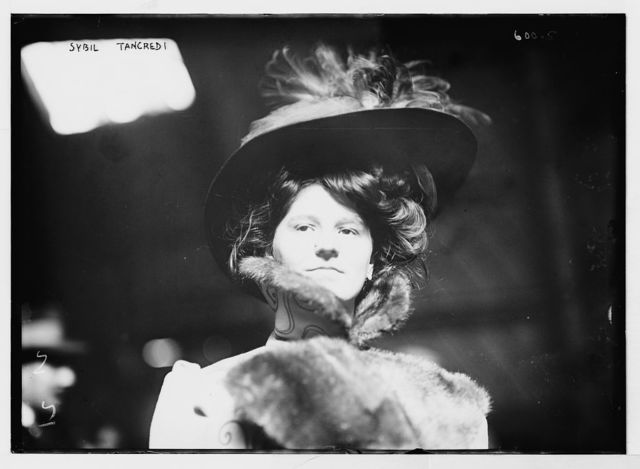 Sybil Tancredi, opera star