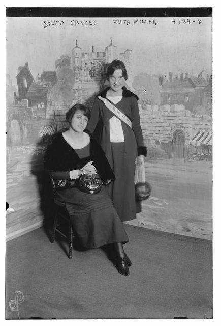 Sylvia Cassel, Ruth Miller
