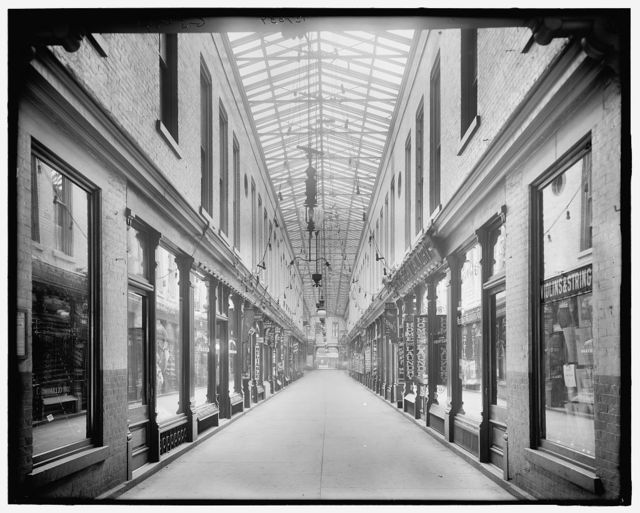 [The Arcade, Cincinnati, Ohio]