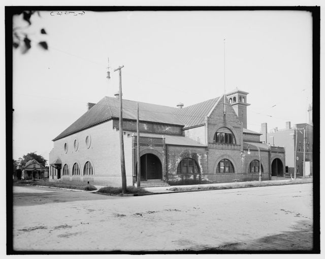 [The Auditorium, Port Huron, Mich.]