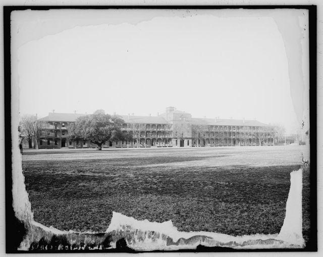 [The Barracks, Fort Monroe, Va.]