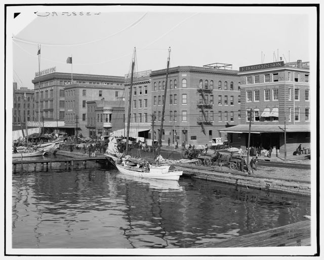 [The Basin, Baltimore, Md.]