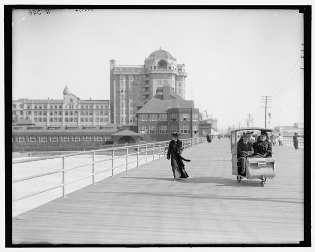 [The Boardwalk, Atlantic City, N.J.]