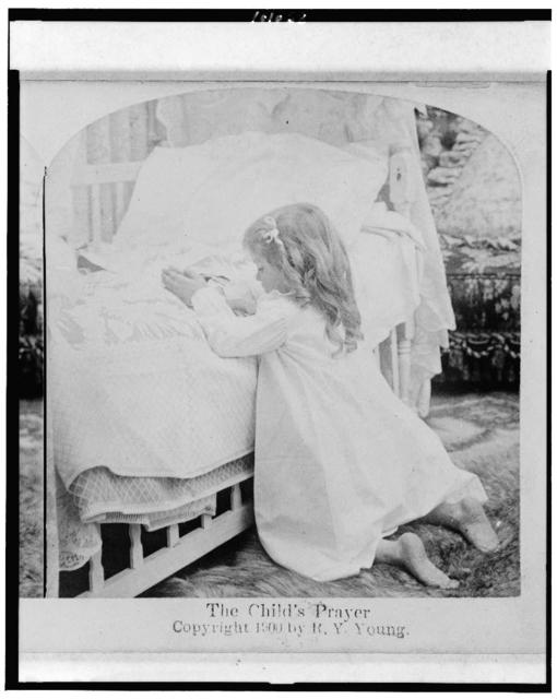 The child's prayer