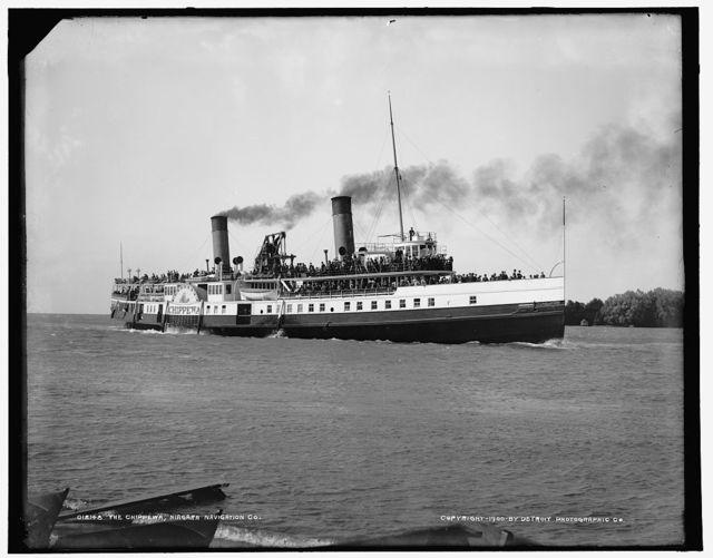 The Chippewa, Niagara Navigation Co.