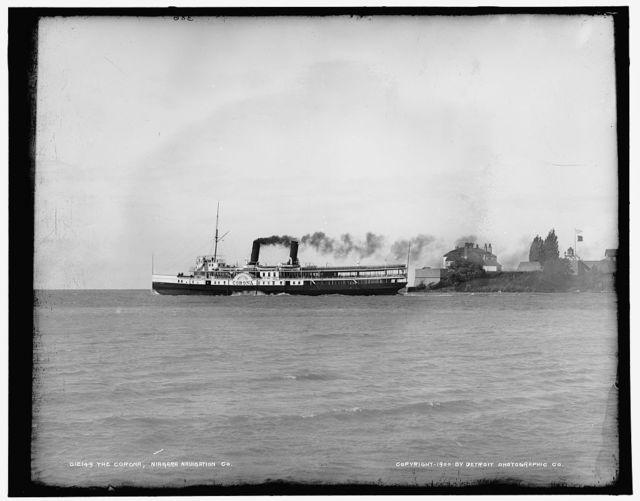 The Corona, Niagara Navigation Co.