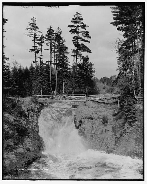 The Falls, Lester Park, Duluth, Minn.