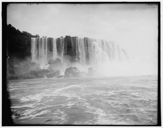 The Horseshoe Falls, Niagara