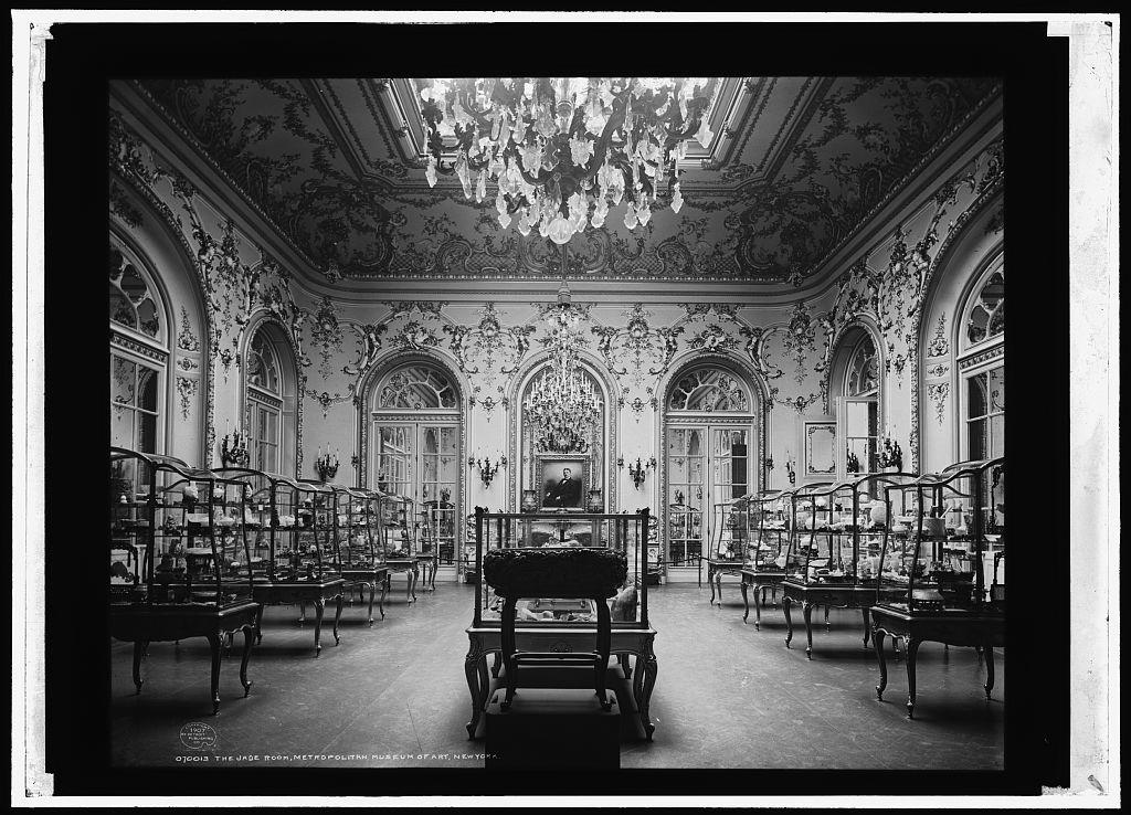 The Jade room, Metropolitan Museum of Art, New York