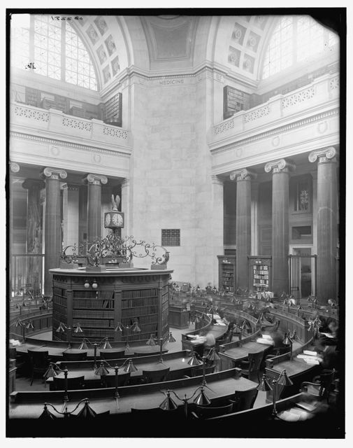 [The [Low] Library, Columbia University, New York, N.Y.]
