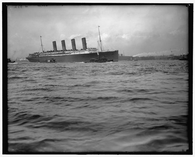 [The Lusitania]