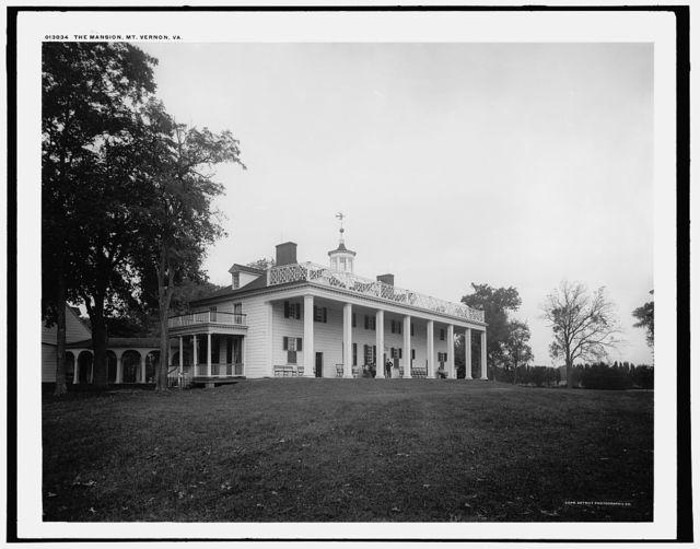 The Mansion, Mt. Vernon, Va.