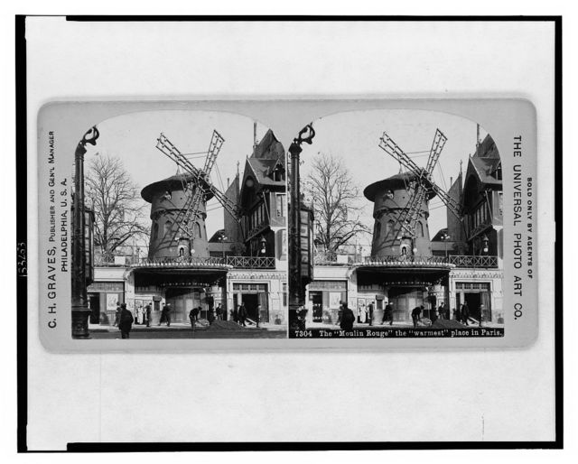 """The """"Moulin Rouge"""" the """"warmest"""" place in Paris"""