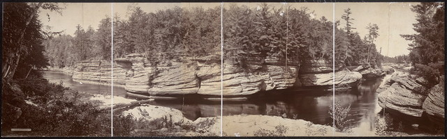 The Narrows, Dells of the Wisconsin