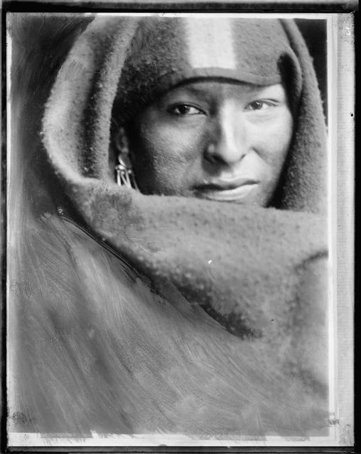 [The Red Man I (Bears One), Sioux Indian]