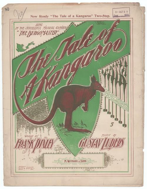 The  tale of a kangaroo