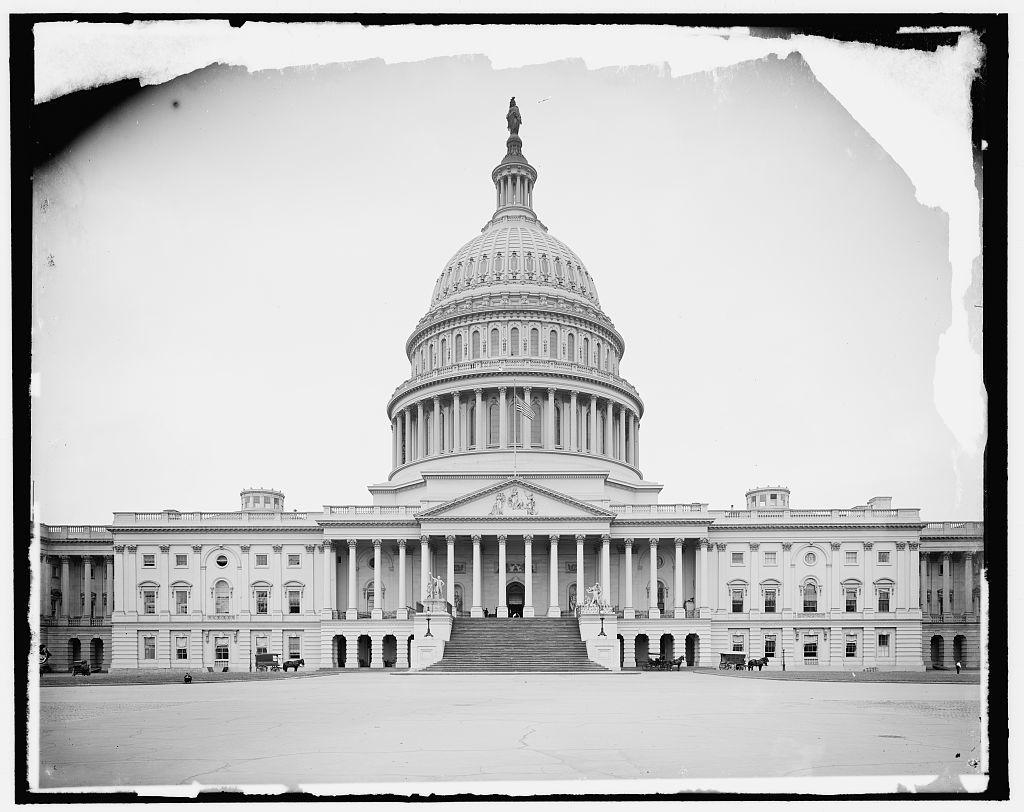 [The United States Capitol, Washington, D.C.]