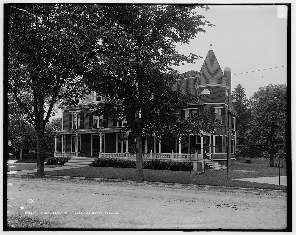 Theta Delta Chi House, Amherst College