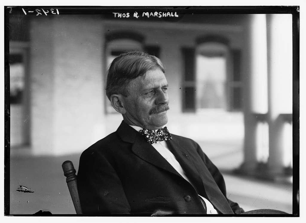 Thos. R. Marshall