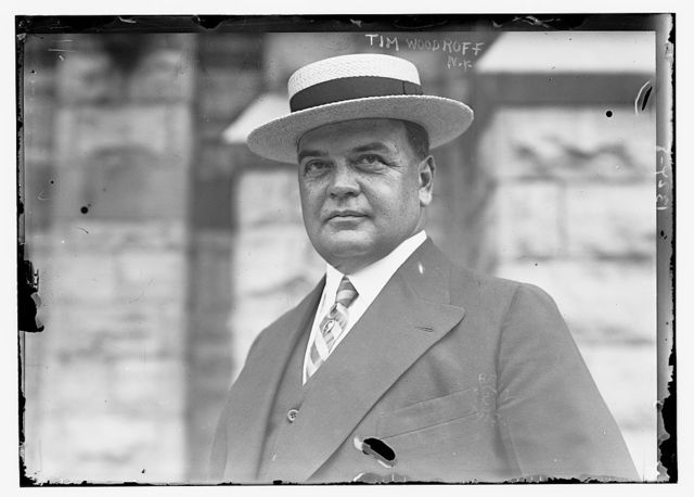 Tim Woodruff, N.Y.