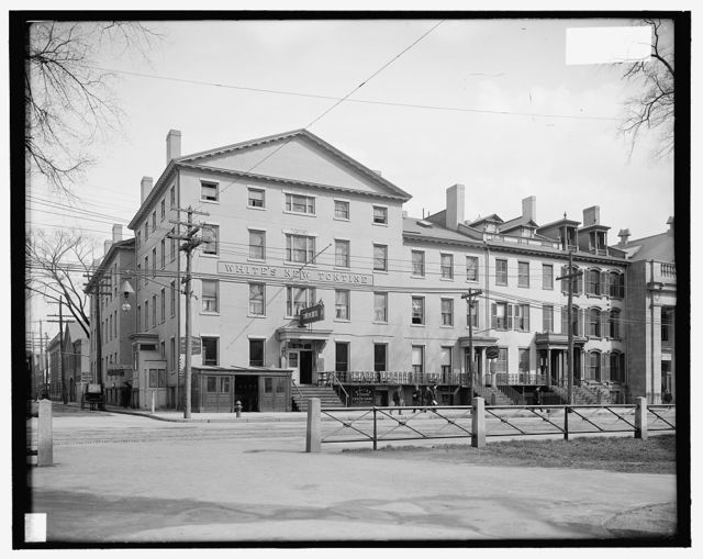[Tontine Hotel, New Haven, Conn.]