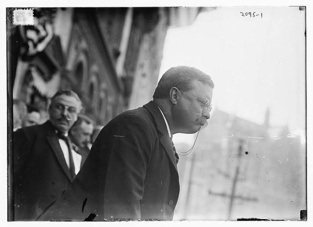 T.R. [Theodore Roosevelt]