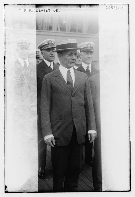 T.R. [Theodore Roosevelt] Jr.