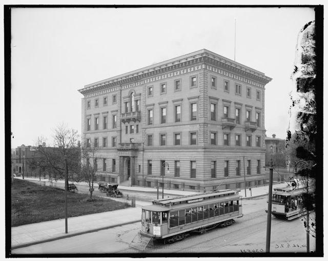 [Union League Club building, Cleveland, Ohio]