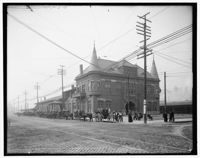 [Union Station, Memphis, Tenn.]