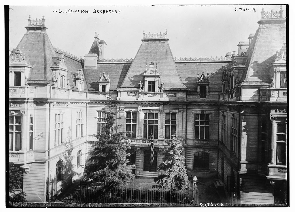 U.S. legation, Bucharest