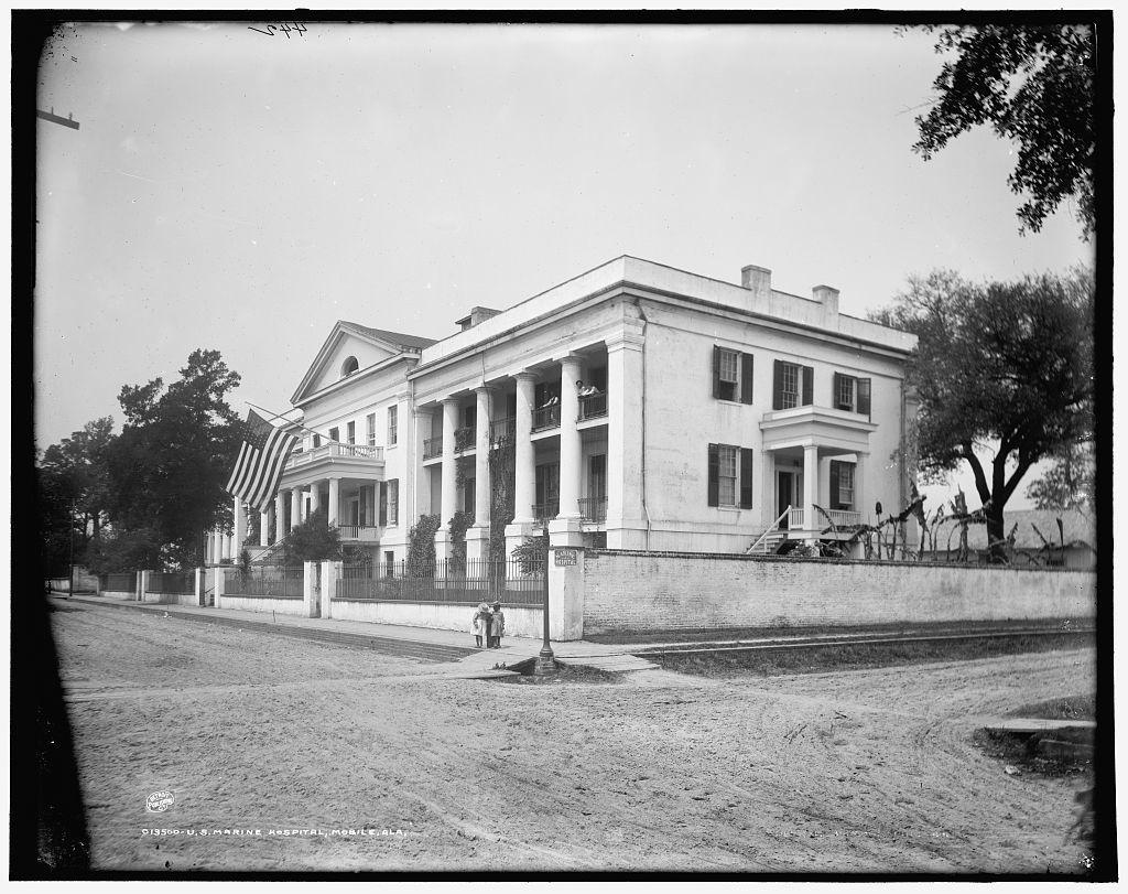 U.S. Marine Hospital, Mobile, Ala.