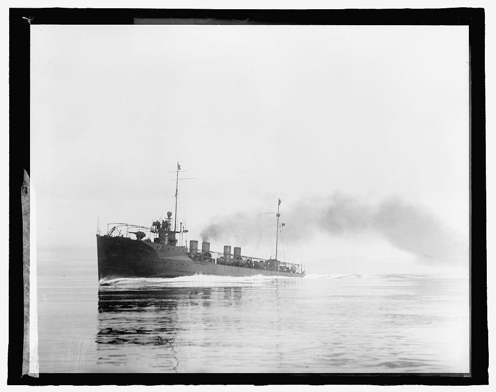 U.S. Ship Reid