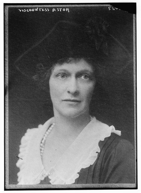 Viscountess Astor