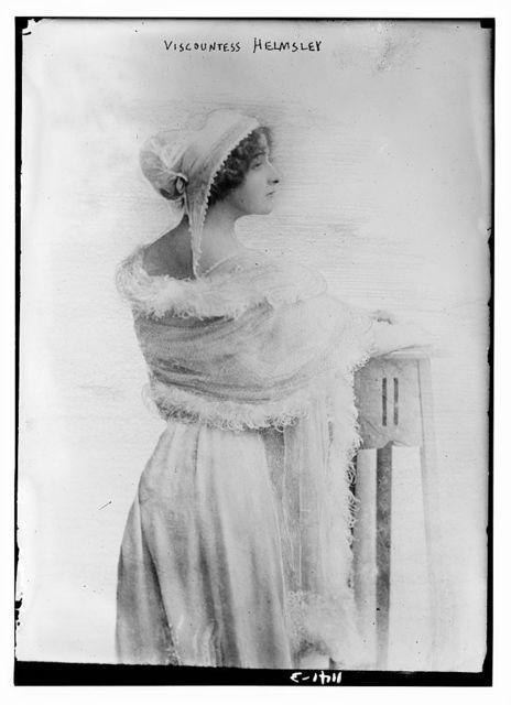 Viscountess Helmsley