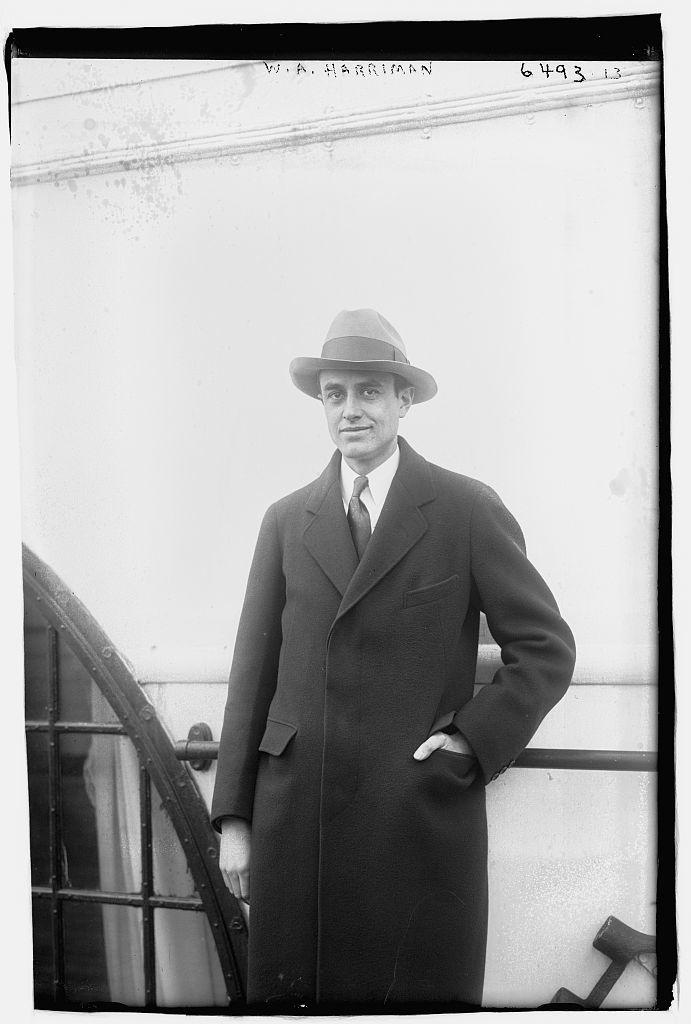 W.A. Harriman