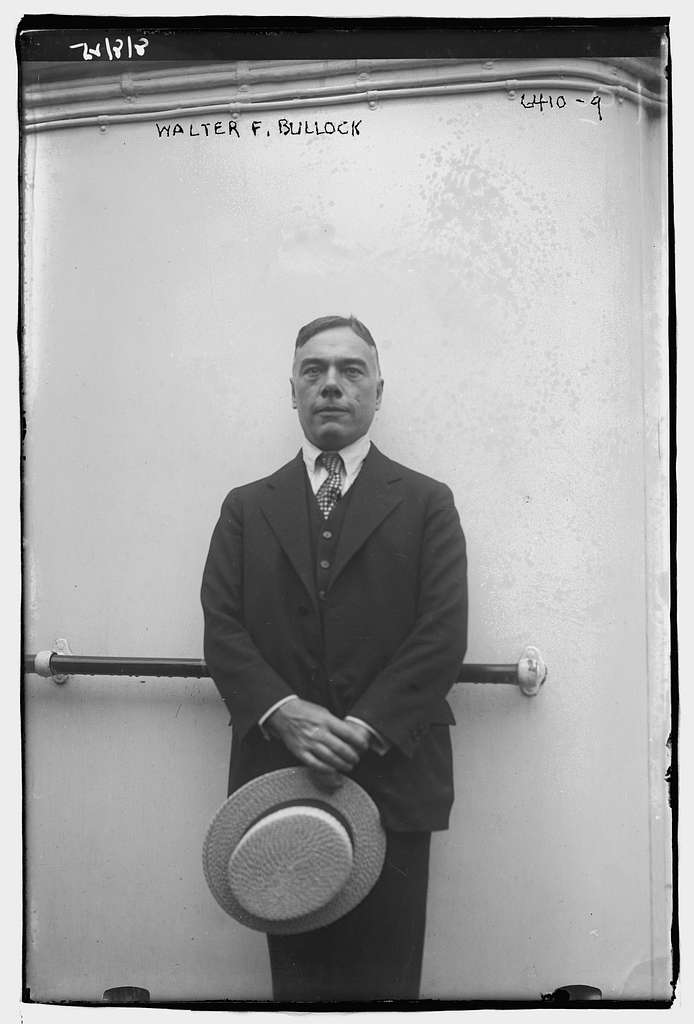 Walter F. Ballock