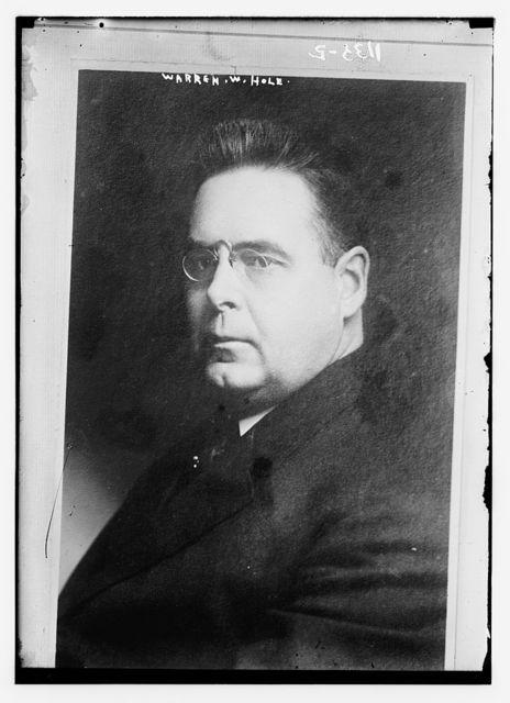 Warren W. Hole