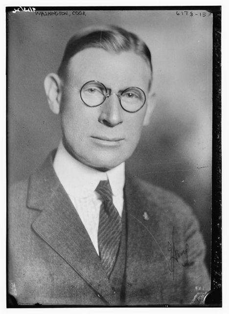 Washington Cook