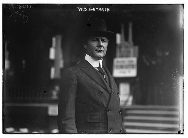 W.D. Guthrie