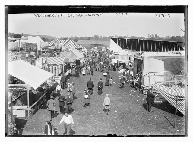 Westchester Co. Fair - Midway [New York]