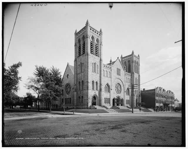 Westminster Presbyterian Church, Minneapolis, Minn.