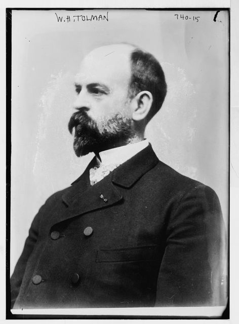 W.H. Tolman