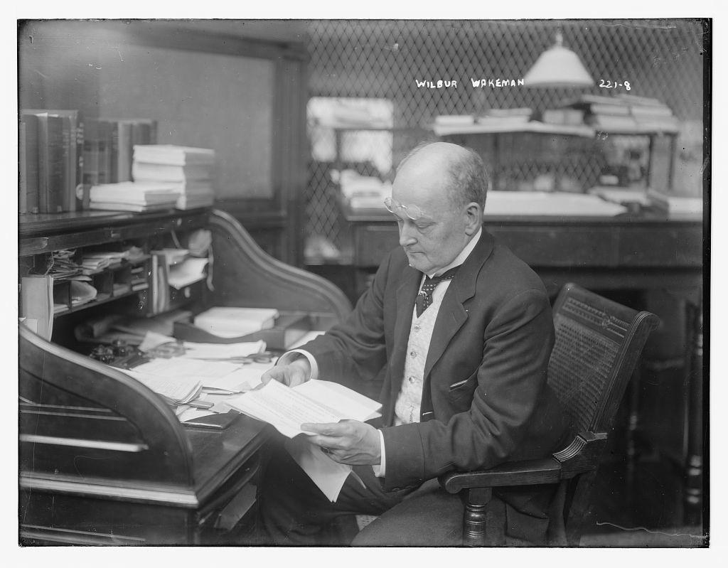 Wilbur Wakeman